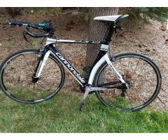 Cannondale Slice 56cm Tri Bike for Sale