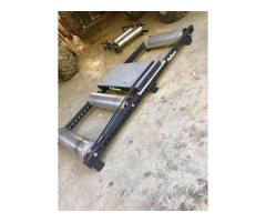 Used Kreitler and TruTrainer cycling rollers