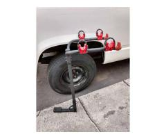 Never Used Bell 2 bikes Hitch Mounted bicycle Rack